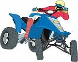 Quad Racer 01