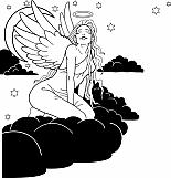 Angel on Cloud 01