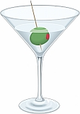 Martini Cocktail 02