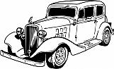 1933 Chevy Sedan 01