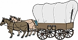 Covered Wagon 02