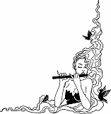 Flute Player 01