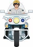 Motorcycle Cop 02