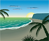 Tropical Beach 01
