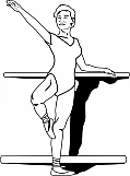 Ballet Dancer 02