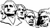Mount Rushmore Memorial 02