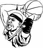 Basketball Player 02
